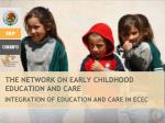 the network on early childhood education and care