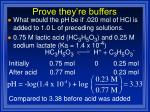 prove they re buffers1