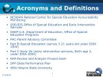 acronyms and definitions3