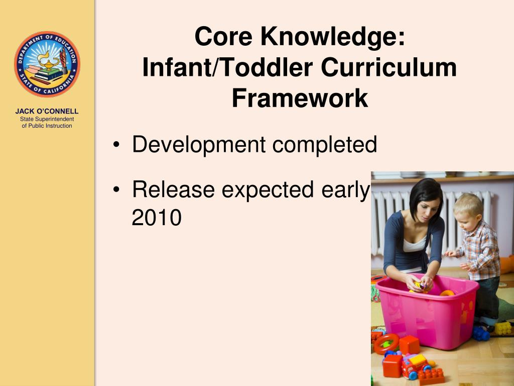 Core Knowledge: Infant/Toddler Curriculum Framework