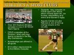california state university sacramento california s capital university athletics sport clubs