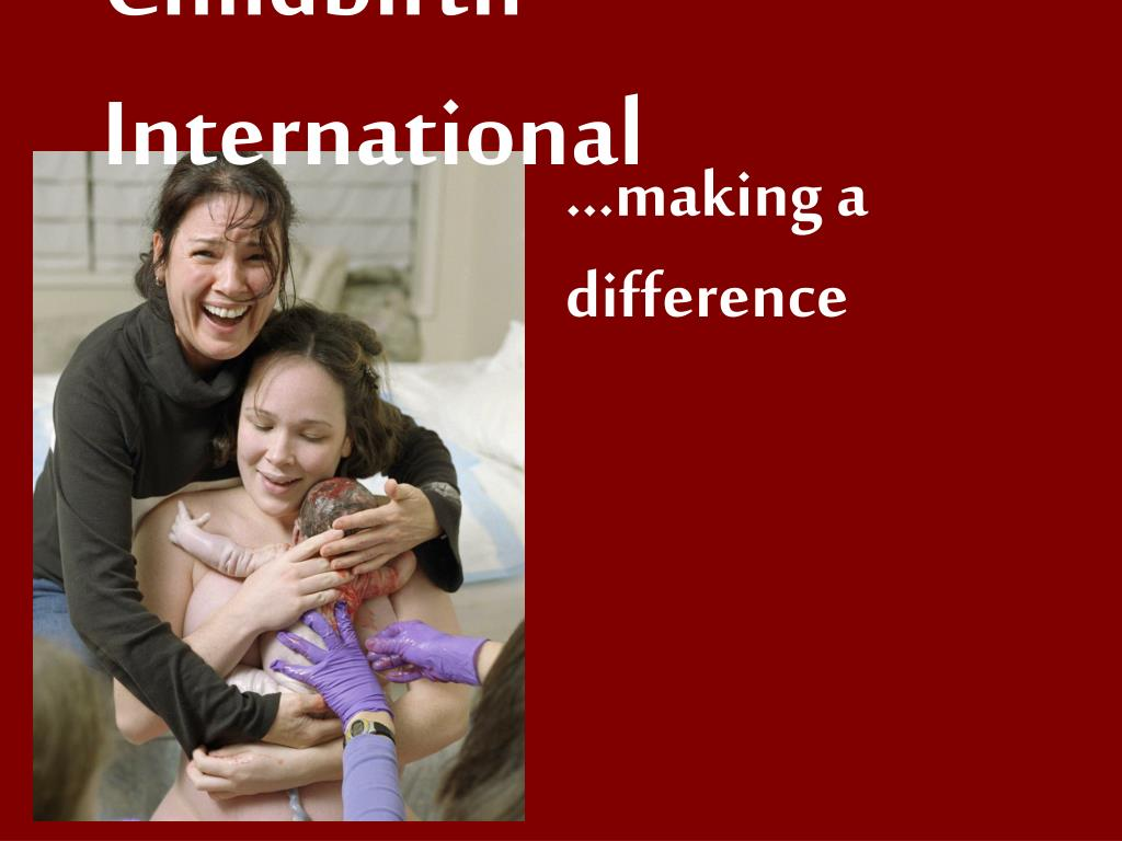 childbirth international l.