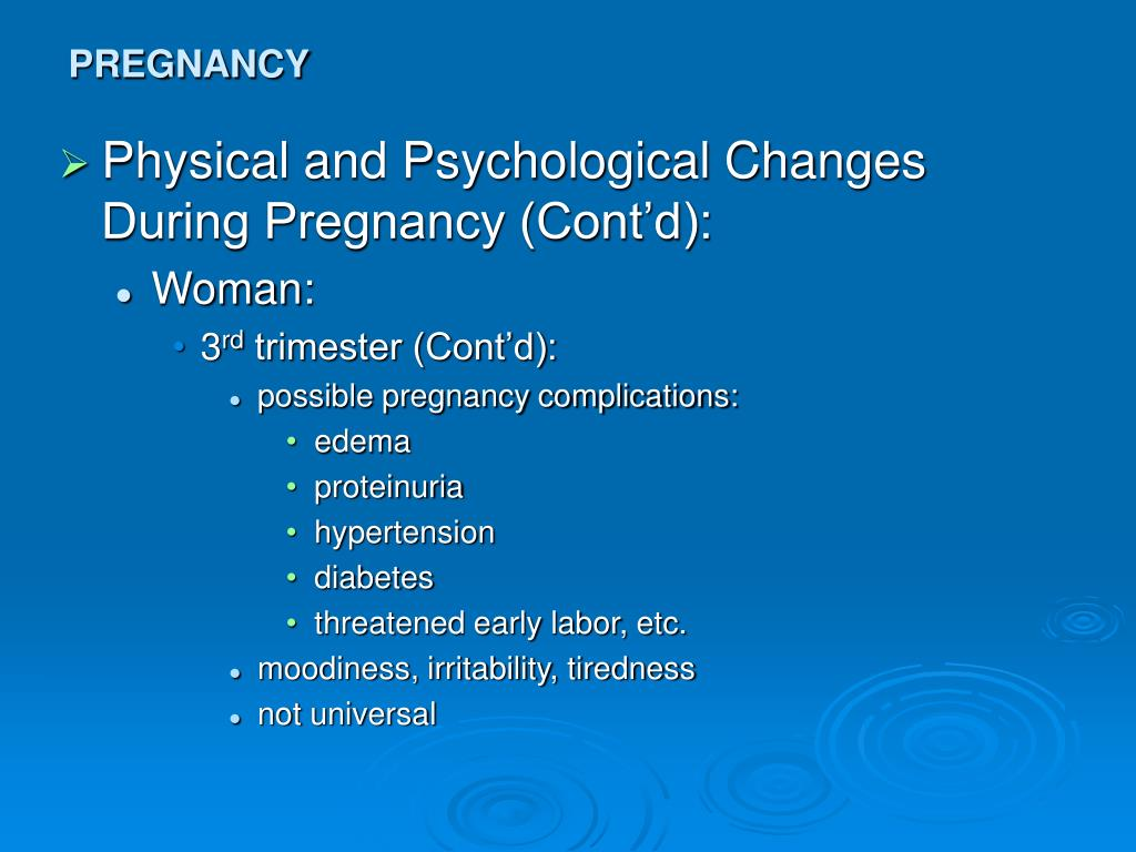 PPT - PREGNANCY PowerPoint Presentation - ID:84526