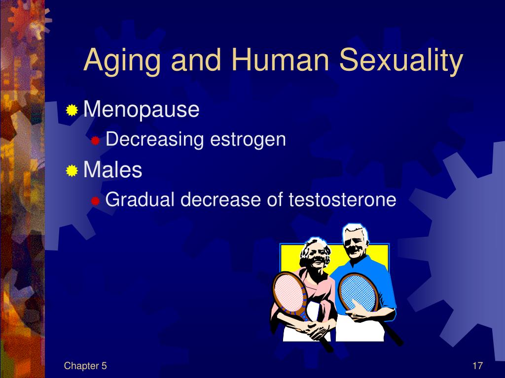 Aging and Human Sexuality