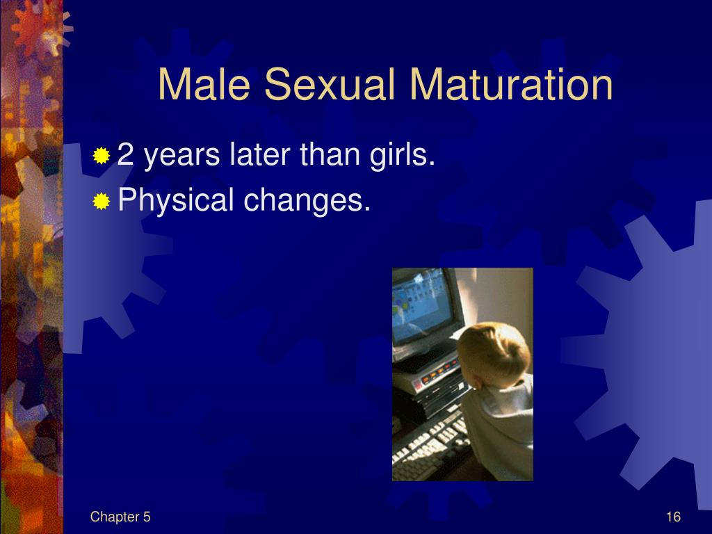 Male Sexual Maturation