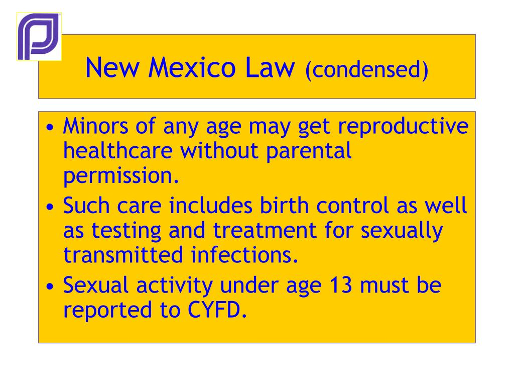 New Mexico Law