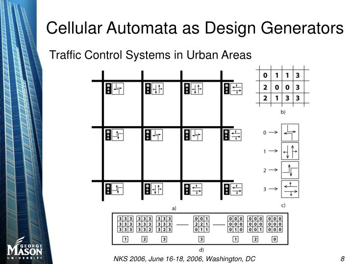 Cellular Automata as Design Generators