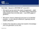 nick gibb speech to reform 30 th june 2010