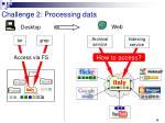 challenge 2 processing data