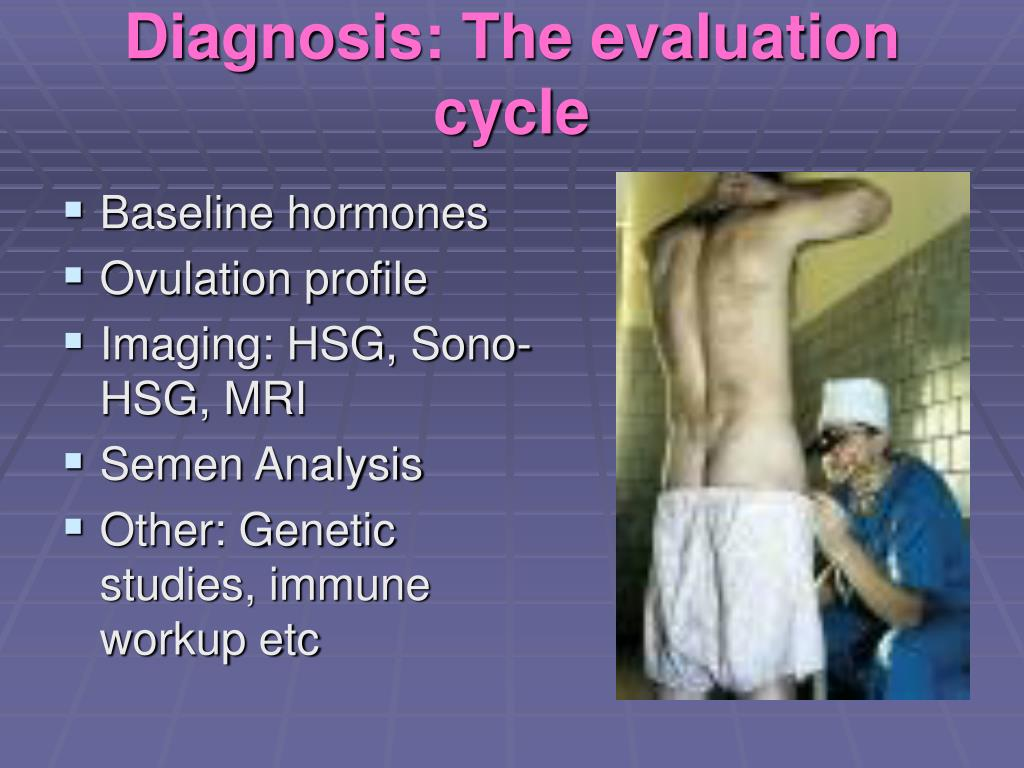 Diagnosis: The evaluation cycle