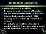 ph basics limestone18