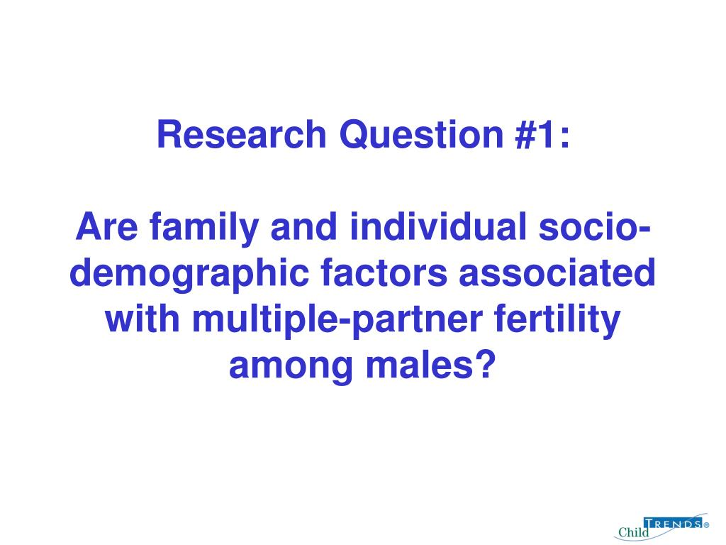Research Question #1: