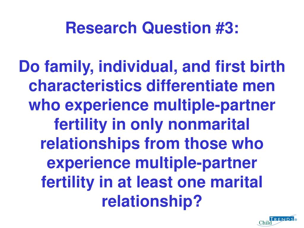 Research Question #3: