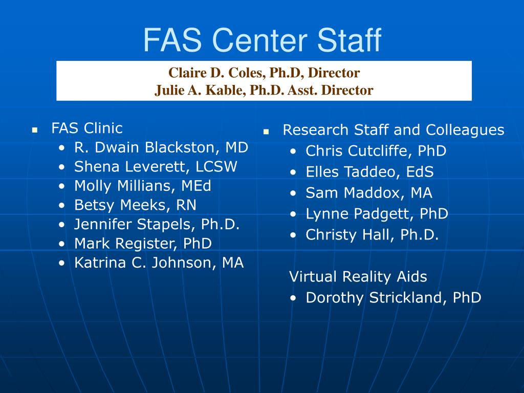 FAS Clinic