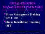 total emotion management packages29
