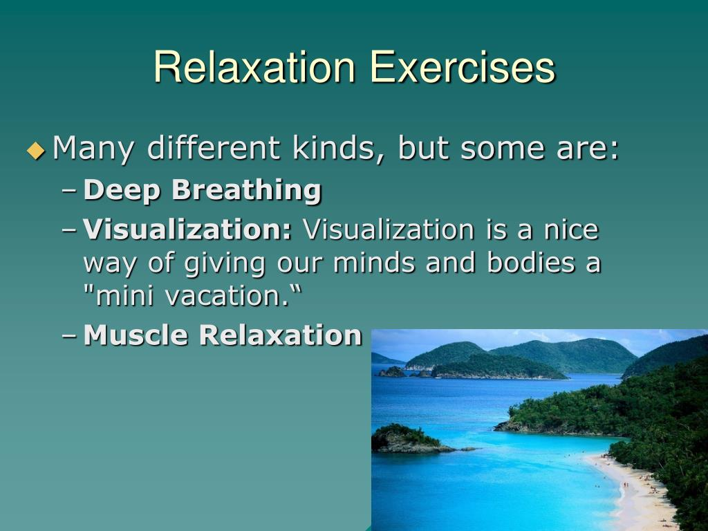 Relaxation Exercises