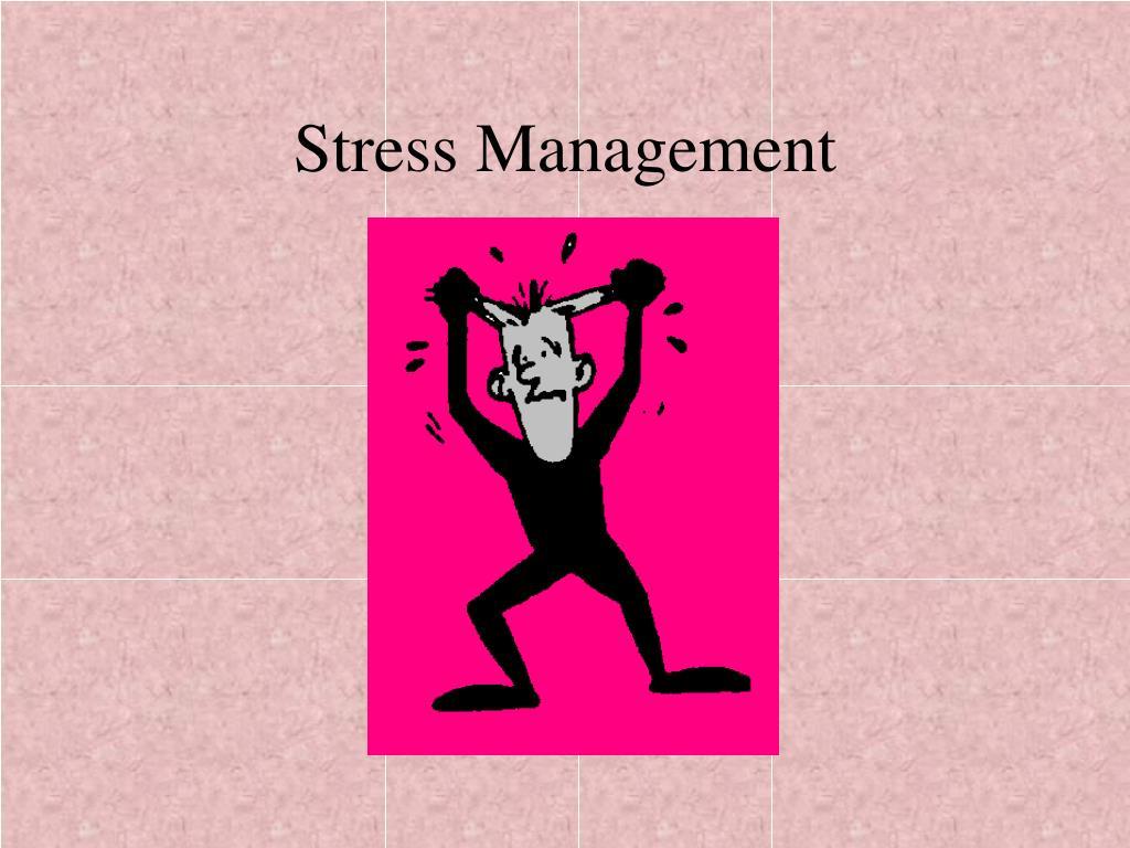 stress management l.