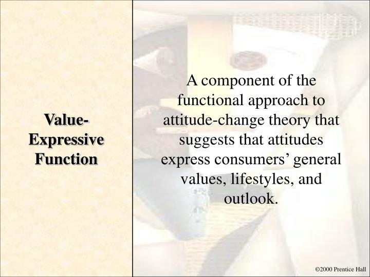 Value-Expressive Function