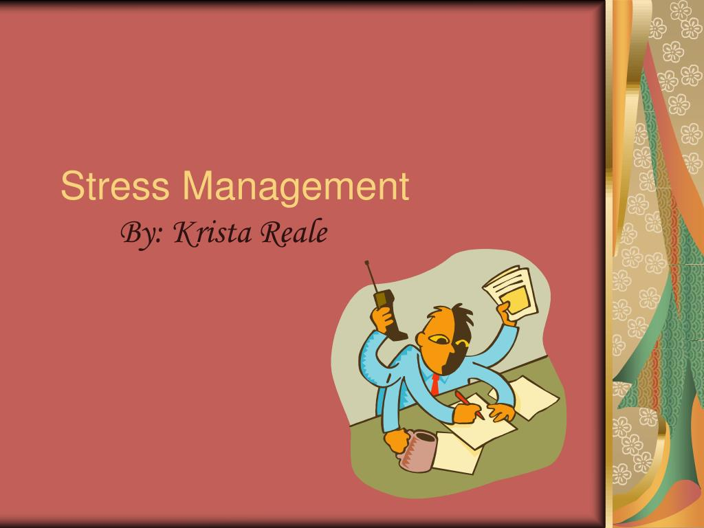 stress management l.