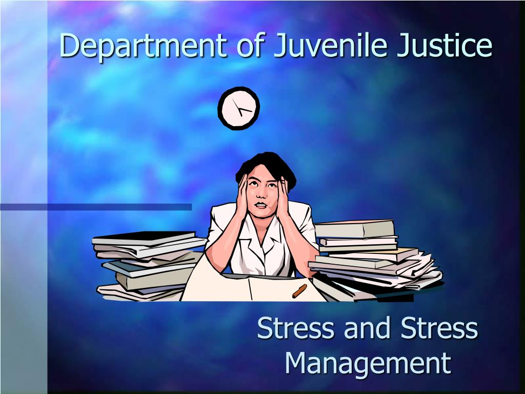 department of juvenile justice l.