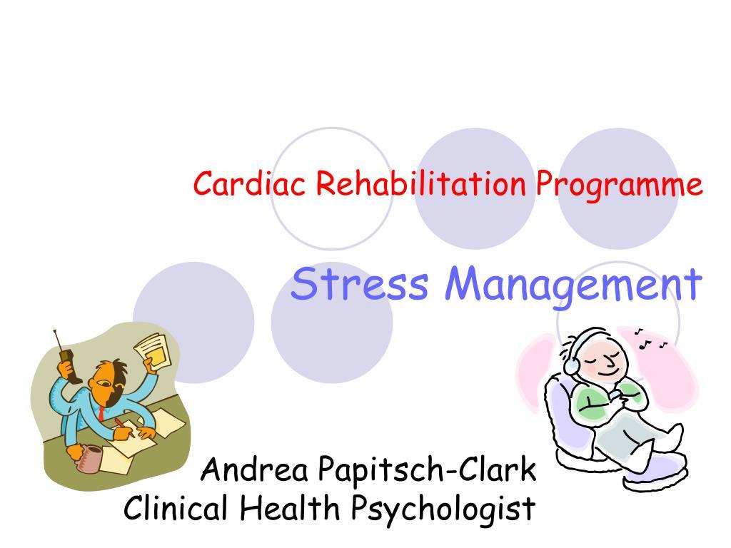 Cardiac Rehabilitation Programme