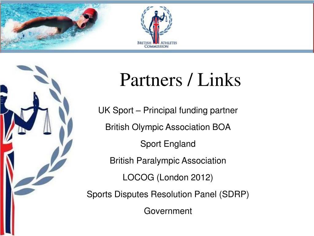 Partners / Links