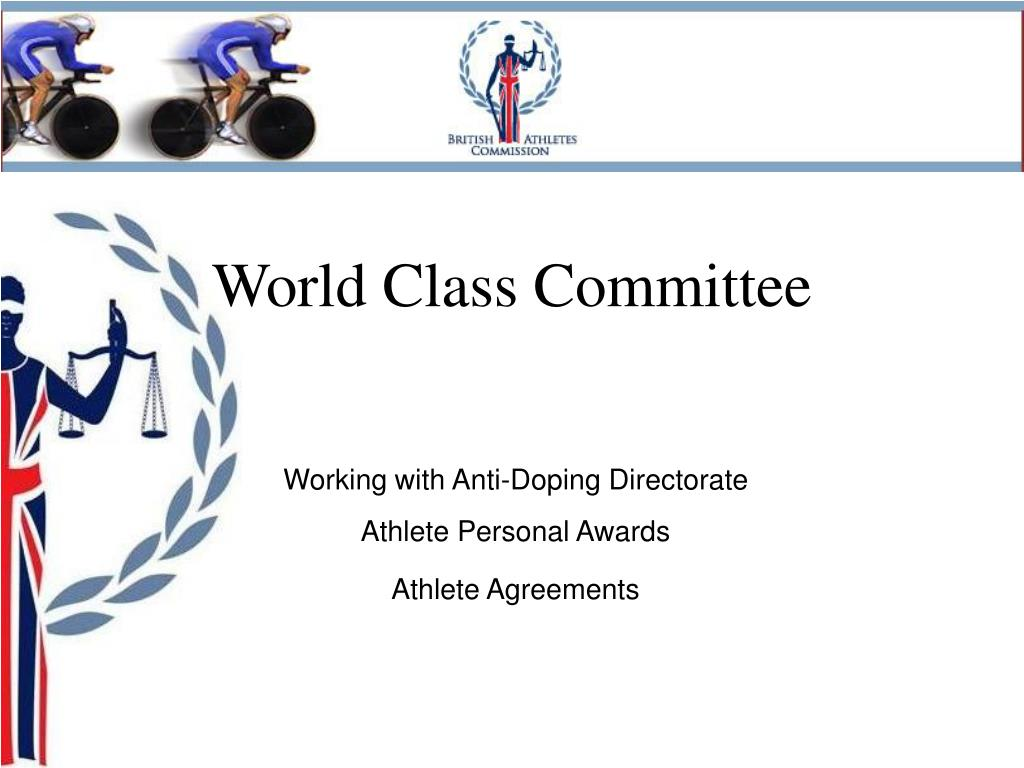 World Class Committee