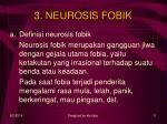 3 neurosis fobik