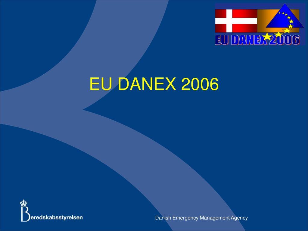 eu danex 2006 l.