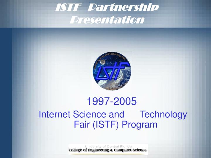 istf partnership presentation n.