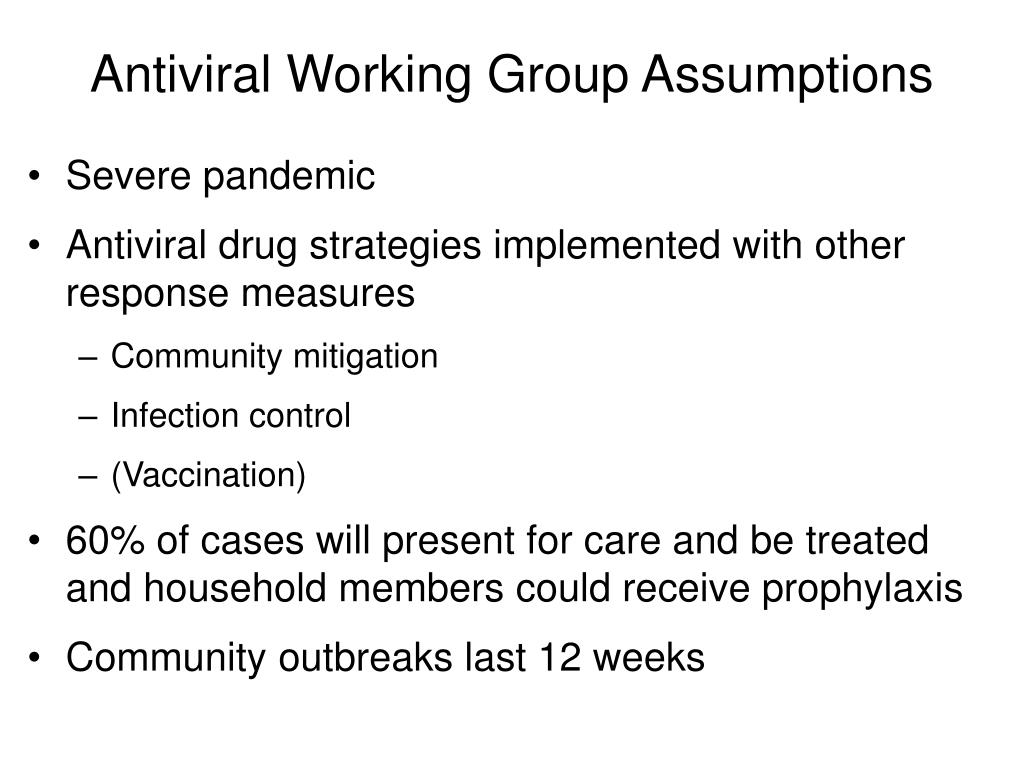 Severe pandemic