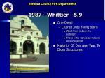 1987 whittier 5 9
