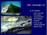 1994 northridge 6 7