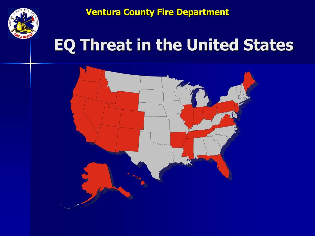 EQ Threat in the United States