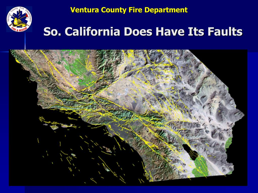 So. California Does Have Its Faults