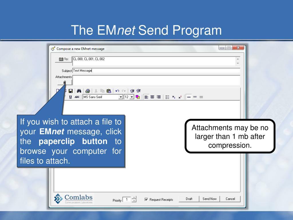 The EM
