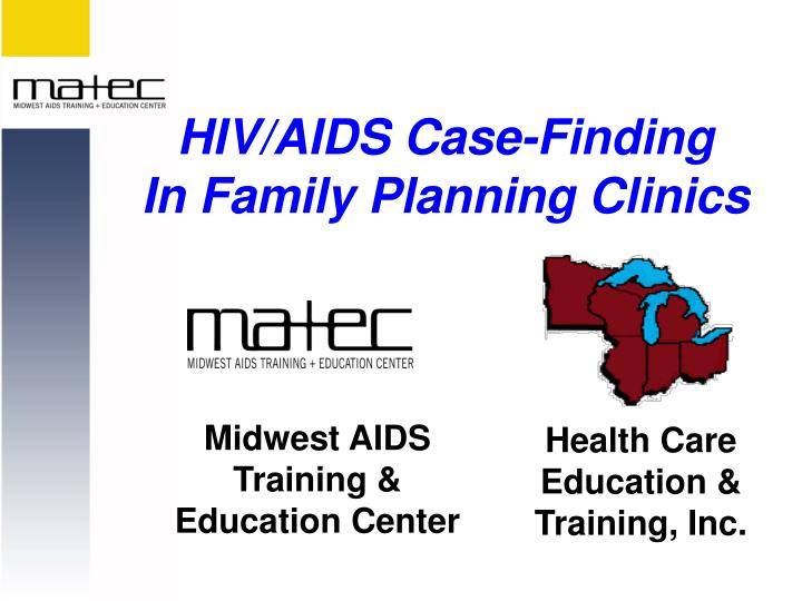 midwest aids training education center n.