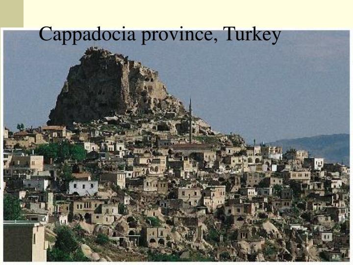 Cappadocia province, Turkey