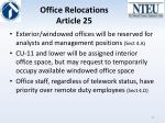 office relocations article 25