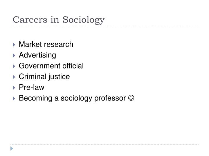 goal to become a sociologist This is a brief guide to help you understand what it takes and what you're getting into if you'd like to become a and becoming a clinician is a goal for.