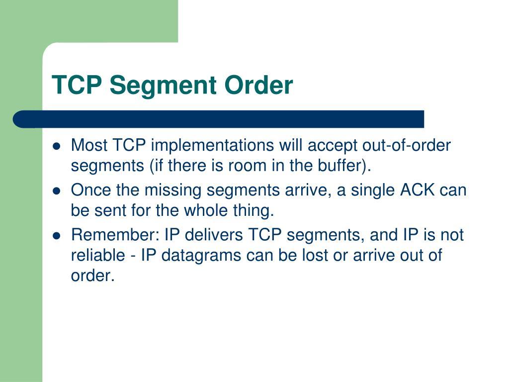 PPT - TCP/IP Internal PowerPoint Presentation - ID:848963