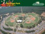 heritage park simpsonville sc