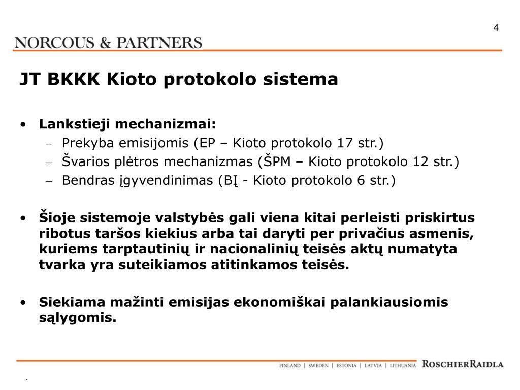 tarptautinės prekybos sistemos ppt)