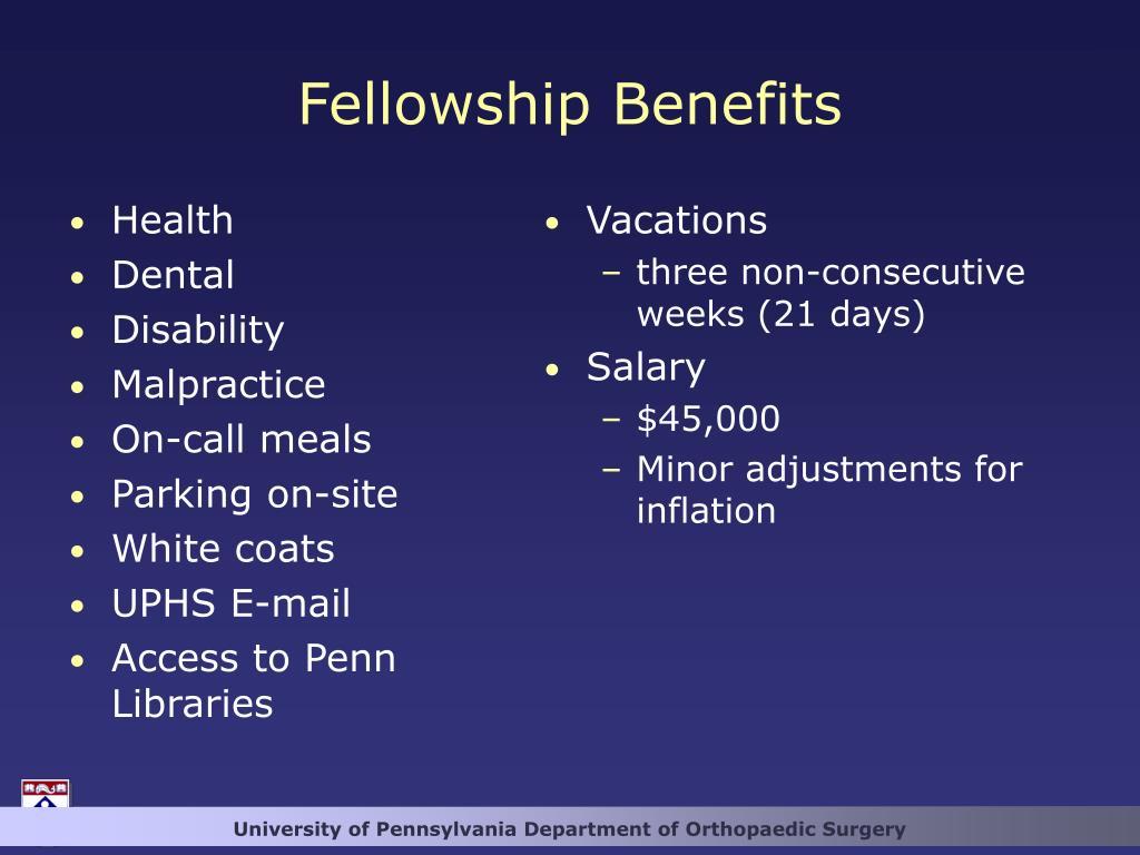 PPT - University of Pennsylvania Department of Orthopaedic