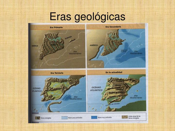Eras geol gicas