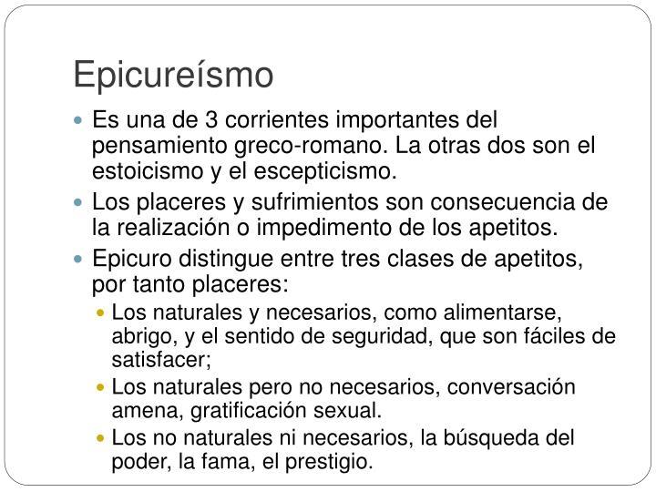 Epicure smo1