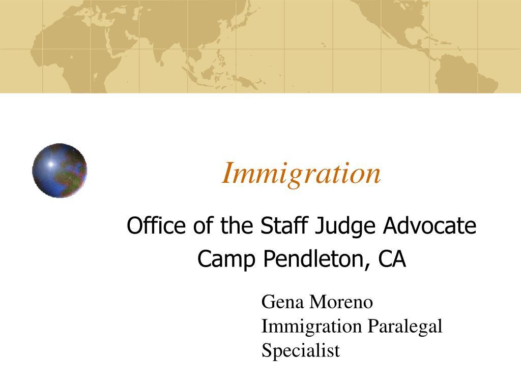 immigration l.