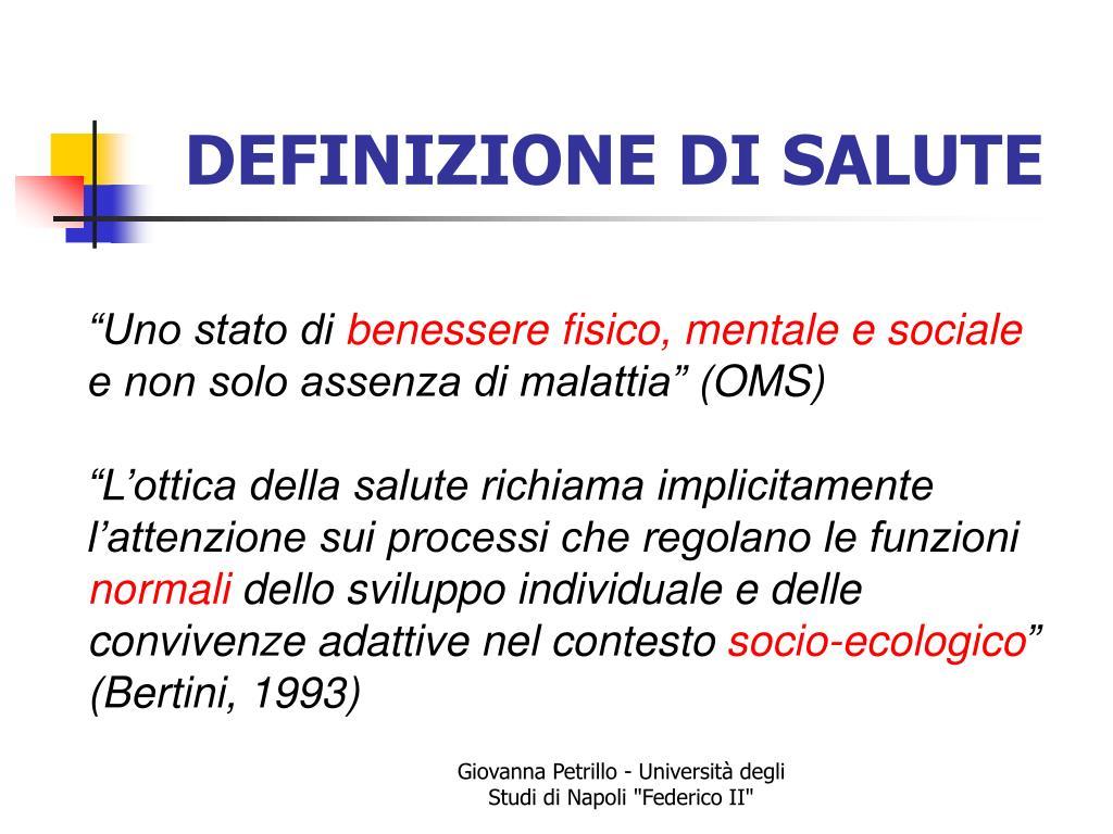 Ppt Psicologia Della Salute Dalla Cura Della Malattia Alla Salutogenesi Powerpoint Presentation Id 850343