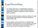 legal proceedings20
