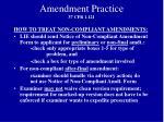 amendment practice 37 cfr 1 121